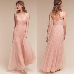 "Jenny Yoo ""Brielle"" tulle bridesmaid dress"